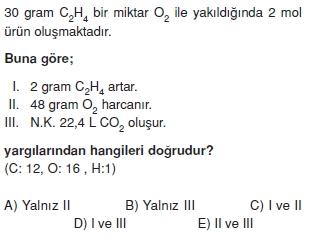 Kimyasalyasalarhesaplamalarkonutesti2012