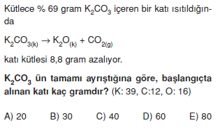 Kimyasalyasalarhesaplamalarkonutesti5004