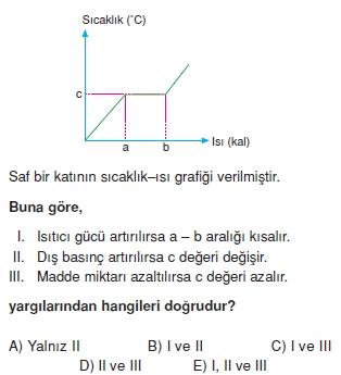 Maddeveözelliklericözümlütest2006