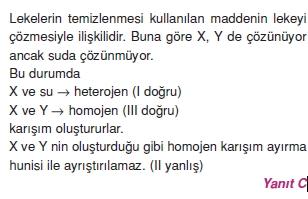 Maddeveözelliklericözümler2001