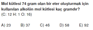 alkollerveteterlercözümlütest1011