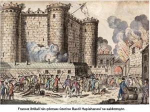 bastil hapishanesi