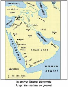 islamiyet öncesi