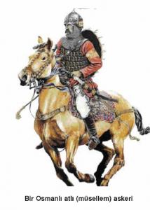 osmanli atli askeri