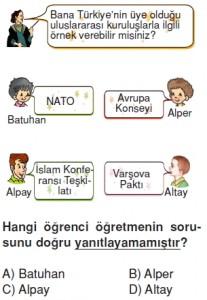 Ülkemizvedünyacözümlütest2005