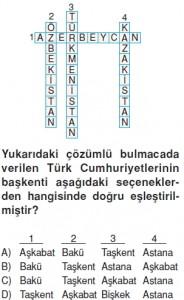 Ülkemizvedünyacözümlütest2008