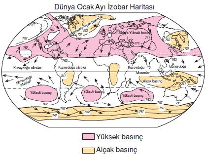 Dunya_Ocak_Ayi_izobar_Haritasi
