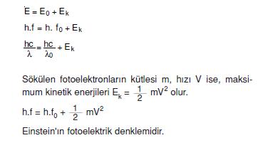 Fotoelektrik_Denklemi