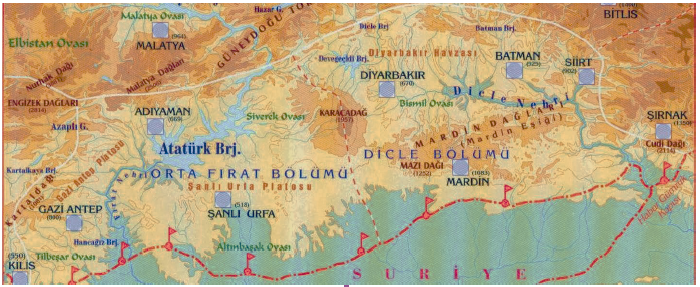 Guneydogu_Anadolu_Bolgesi