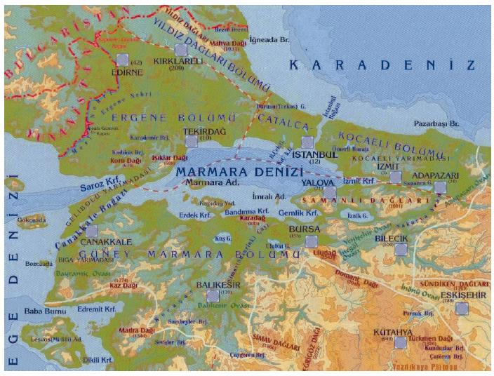 Marmara_Bolgesi