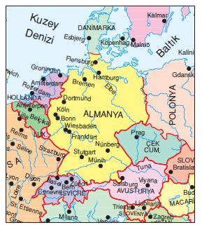 _Orta_Avrupa_ulkeleri