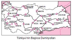 Turkiyenin_Baslica_Demiryollari
