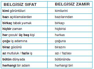 belgisiz_zamir