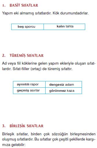 sifat_turleri