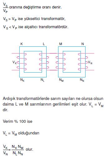 transformatorler
