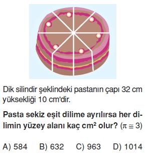 7sinifGeometrikCisimlerinYuzeyAlanicozumlutest_010