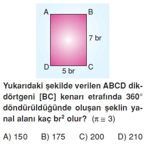 7sinifGeometrikCisimlerinYuzeyAlanikonutesti2_005