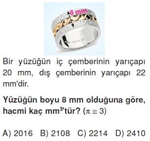 7sinifGeometrikCisimlerinhacmikonutesti1_010
