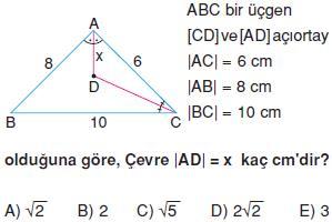 ucgen-aciortay-ve-teget-cemberler-konu-testi-8