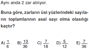 Veri-sayma-olasilik-konu-testi-9