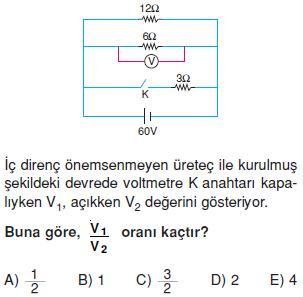 elektrik-ve-manyetizma-konu-testi-15