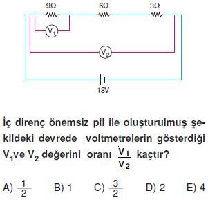 elektrik-ve-manyetizma-konu-testi-4
